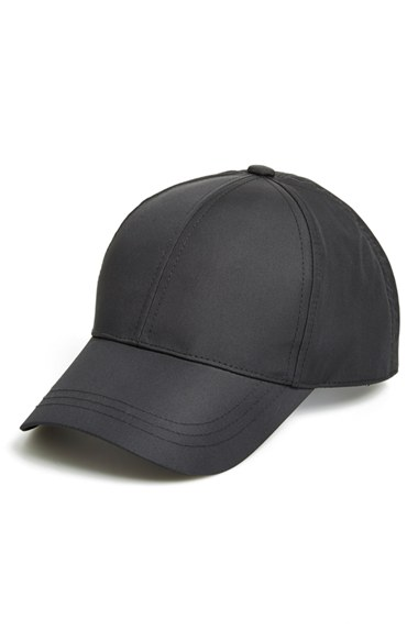 We heart August Hat for its nylon baseball cap that comes out in 4 colors c32a65aa261