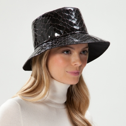 From Eric Javits to Nine West these are the rain hats we are obsessing over. 8e591a9b5ac