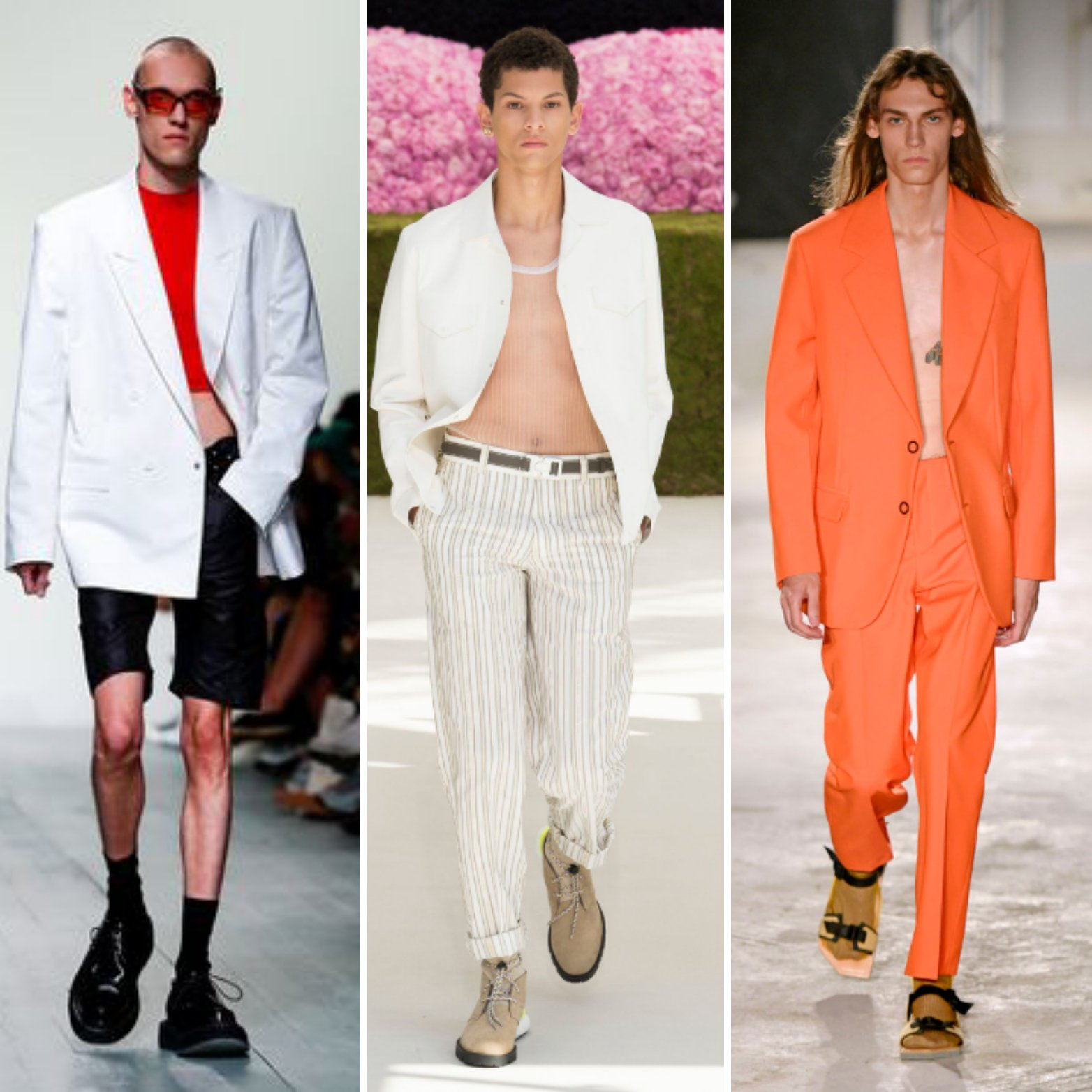 Speing 2019 Men Fashion Trends The Fashion Goddess